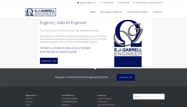 EJ Gabrell Engineer