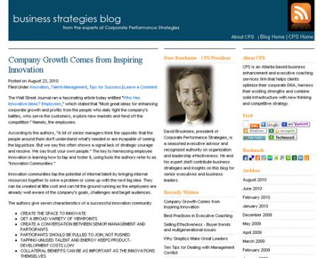 Cps blog
