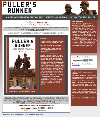 Pullers Runner