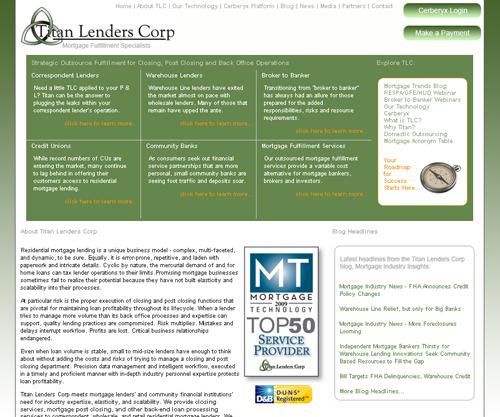 Titan Lenders Corp (2006)