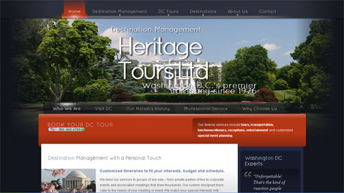Heritage Tours LTD