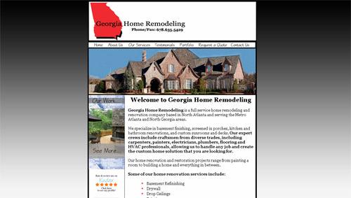 Georgia Home Remodeling