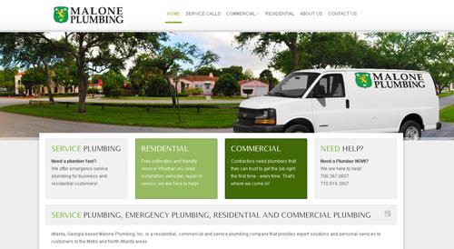 Malone Plumbing Inc.