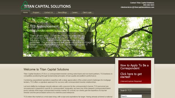 Titan Capital Solutions