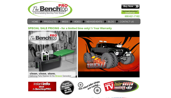 The BenchtopPRO