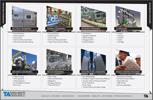 Technical Associates Brochure
