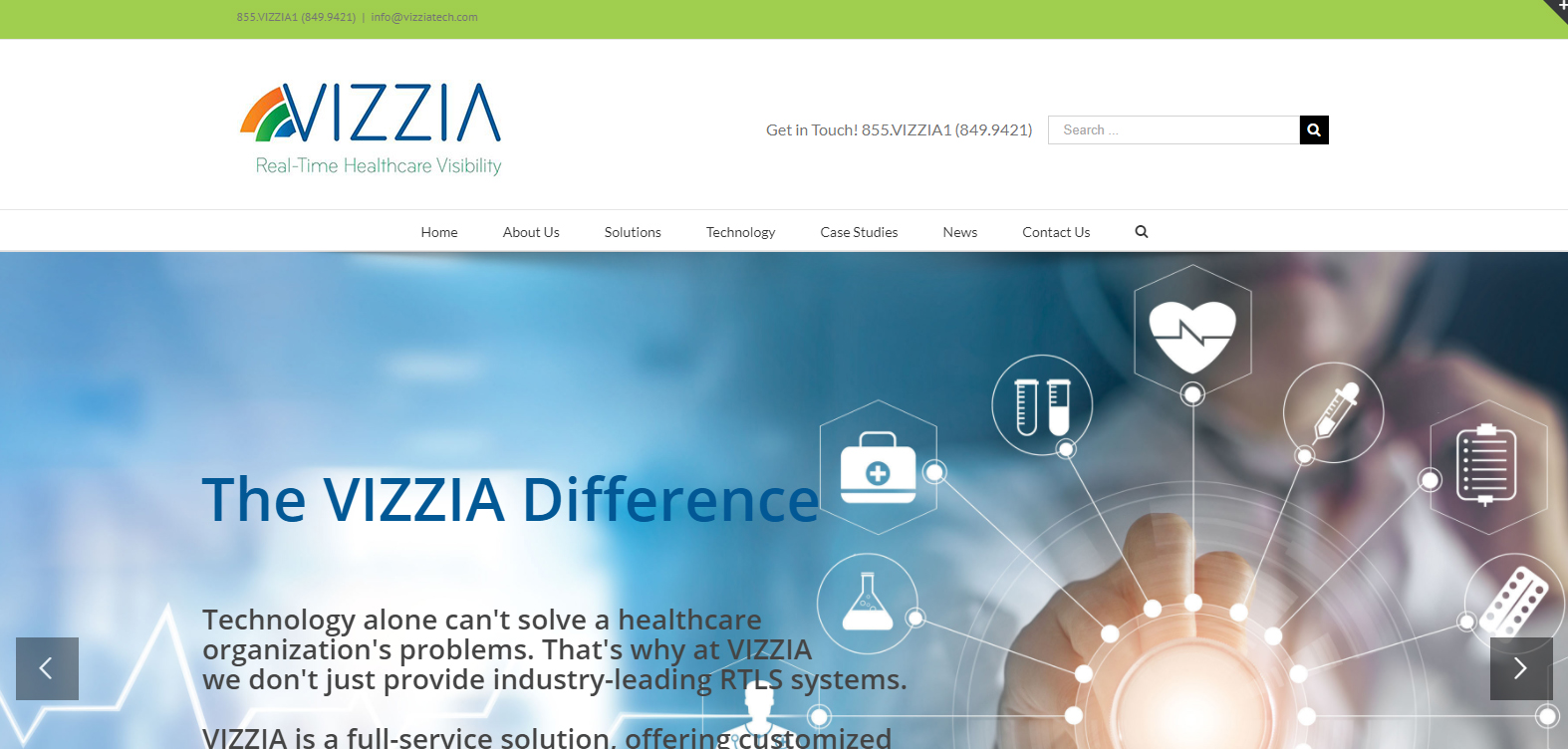 VIZZIA Technologies Re-Skin
