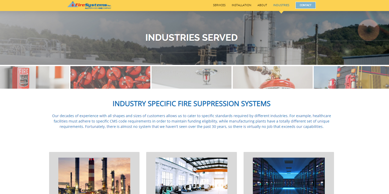 Fire Systems, Inc. (2018)