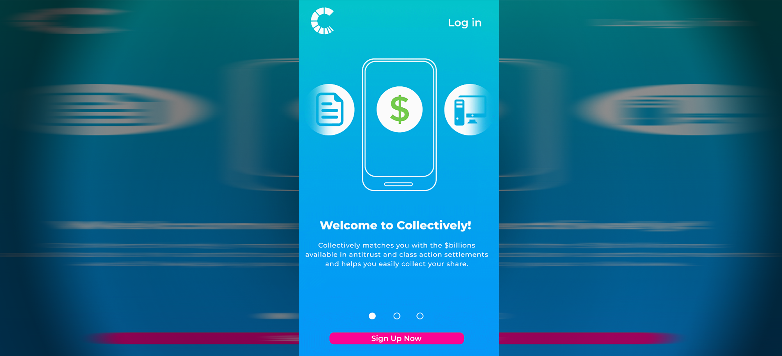Collectively App Creative/Animations