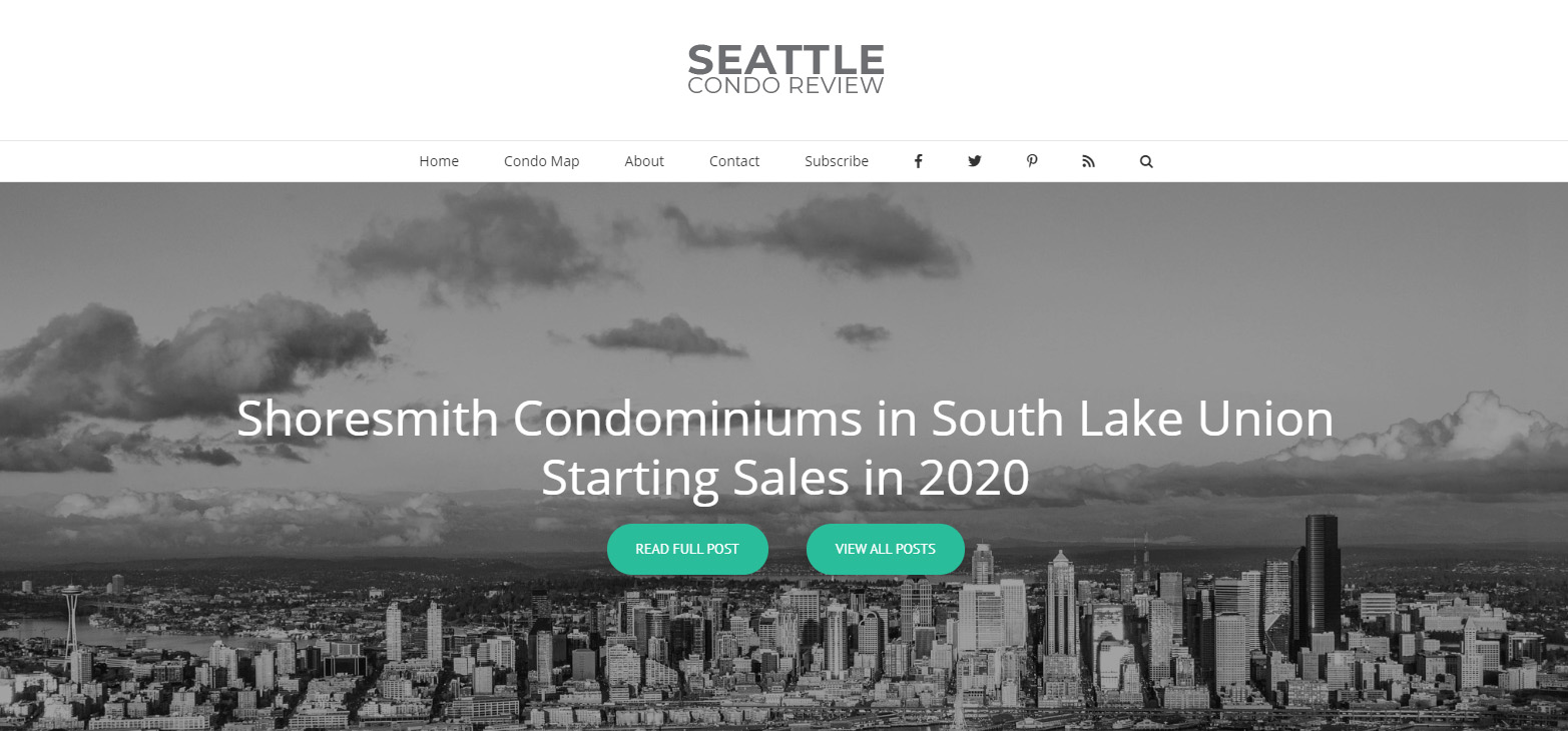 Seattle Condo Review (2019)